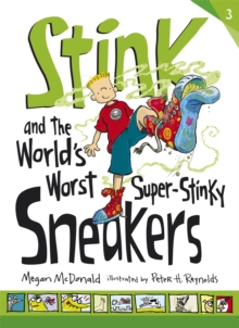 Stink and the World's Worst Super-stinky Sneakers, Paperback Book