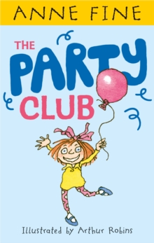 The Party Club, Hardback Book