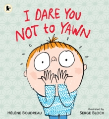 I Dare You Not to Yawn, Paperback Book