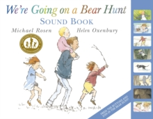 We're Going on a Bear Hunt, Hardback Book