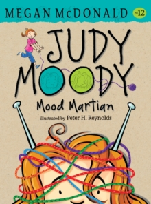Judy Moody, Mood Martian, Paperback Book