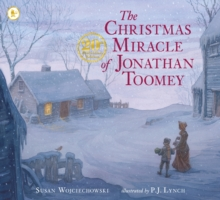 The Christmas Miracle of Jonathan Toomey, Paperback Book