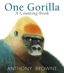 One Gorilla: A Counting Book, Board book Book