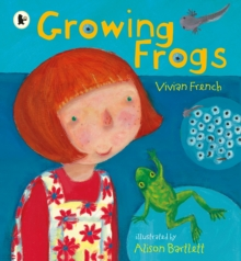 Growing Frogs, Paperback Book