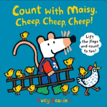 Count with Maisy, Cheep, Cheep, Cheep!, Paperback Book