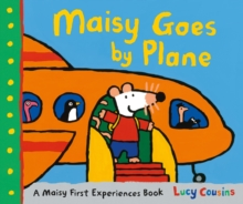 Maisy Goes by Plane, Paperback Book