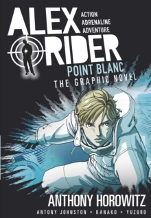 Point Blanc Graphic Novel, Paperback Book