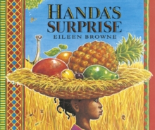 Handa's Surprise, Board book Book