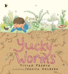 Yucky Worms, Paperback Book