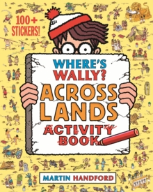 Where's Wally? Across Lands : Activity Book, Paperback Book