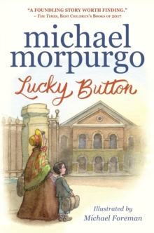 Lucky Button, Paperback Book