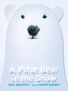 A Polar Bear in the Snow, Hardback Book