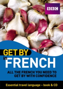 Get by in French Pack, Mixed media product Book