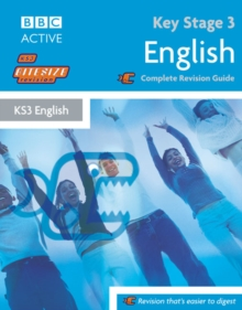 Key Stage 3 Bitesize Revision English Book : Complete Revision Guide, Paperback Book