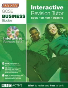 Bitesize Interactive Revision Tutor: Business Studies GCSE, Mixed media product Book