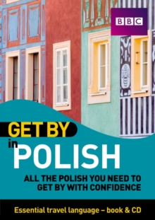 Get by in Polish Travel Pack, Mixed media product Book