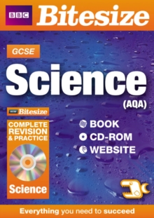 GCSE Bitesize Science AQA Complete Revision and Practice, Mixed media product Book
