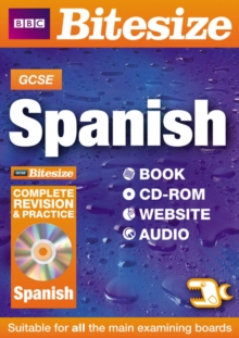 GCSE Bitesize Spanish Complete Revision and Practice, Mixed media product Book