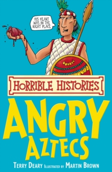The Angry Aztecs, Paperback Book