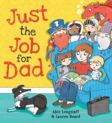 Just the Job for Dad, Paperback Book