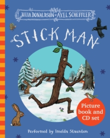 Stick Man, Mixed media product Book