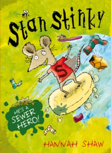 Stan Stinky, Paperback Book