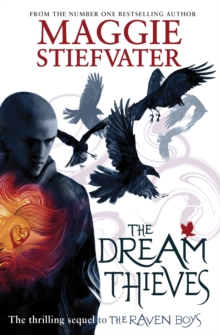 The Dream Thieves, Paperback Book