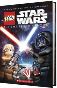 Lego Star Wars: The Empire Strikes Out, Hardback Book