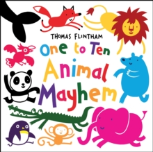 One to Ten... Animal Mayhem, Paperback Book