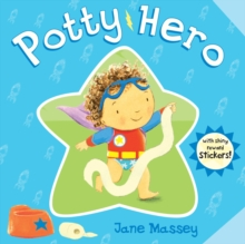 Potty Hero, Board book Book