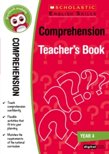 Comprehension Teacher's Book (Year 4), Mixed media product Book