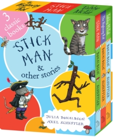 Stick Man and Other Stories, Hardback Book