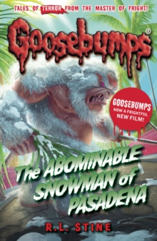 The Abominable Snowman of Pasadena, Paperback Book