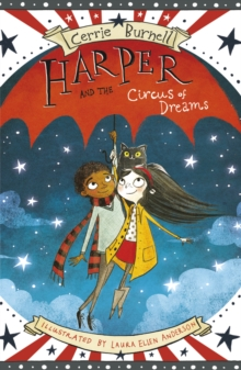 Harper and the Circus of Dreams, Hardback Book