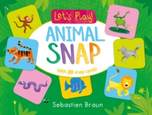 Let's Play! Animal Snap, Board book Book