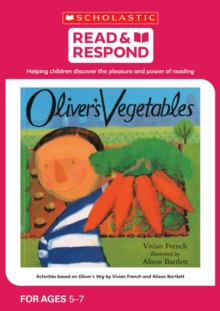 Oliver's Vegetables, Mixed media product Book