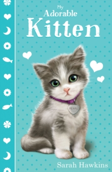 MY ADORABLE KITTEN, Paperback Book