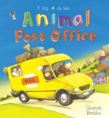 A Day at the Animal Post Office, Paperback Book