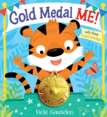 Gold Medal Me!, Mixed media product Book