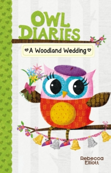 A Woodland Wedding, Paperback Book