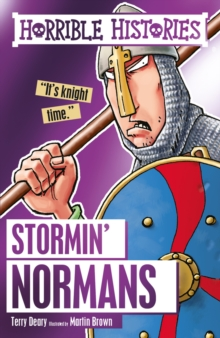 Stormin' Normans, Paperback / softback Book