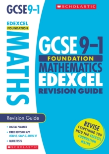 Maths Foundation Revision Guide for Edexcel