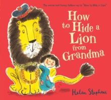How to Hide a Lion from Grandma, Board book Book