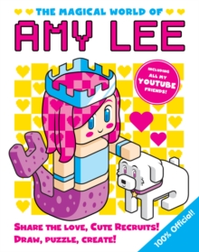The Magical World of Amy Lee, Hardback Book