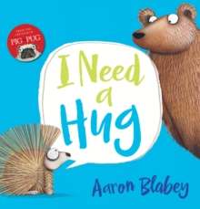 I Need a Hug, Paperback Book