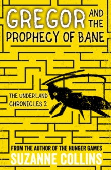 Gregor and the Prophecy of Bane, Paperback Book
