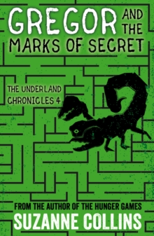 Gregor and the Marks of Secret, Paperback Book
