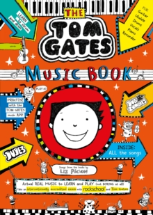 Tom Gates: The Music Book, Paperback / softback Book