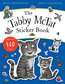 The Tabby McTat Sticker Book, Paperback / softback Book