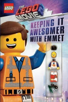 Keeping It Awesomer with Emmet, Hardback Book